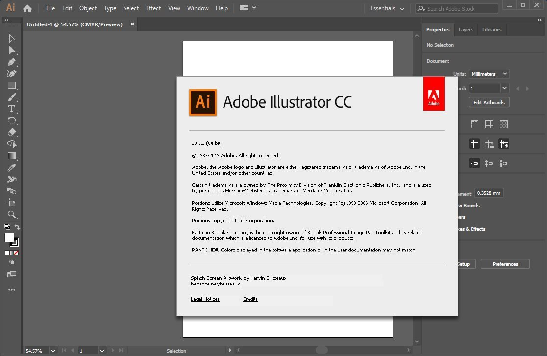 Adobe Illustrator CC 2018 Crack v23.0.2.565 Latest 32/64 Download