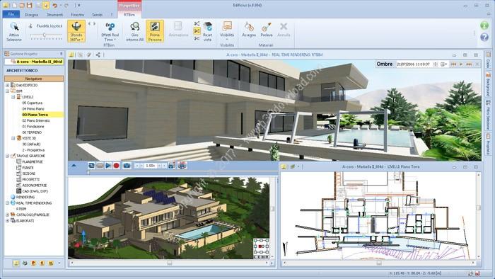 Edificius 3D Architectural BIM Design 11.0.4 Crack Software 2019 Portable