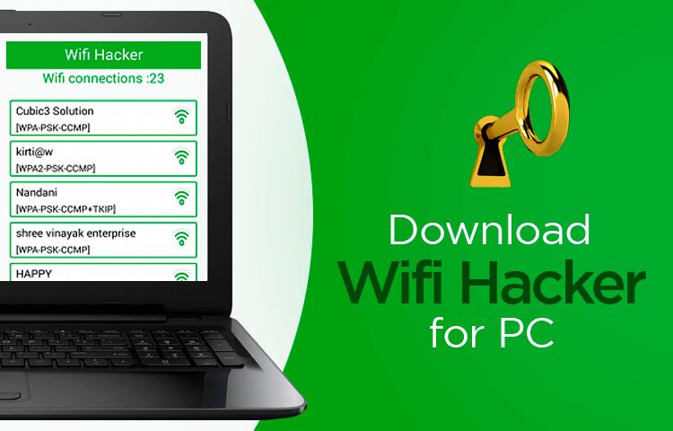 Free WiFi Password Hacker
