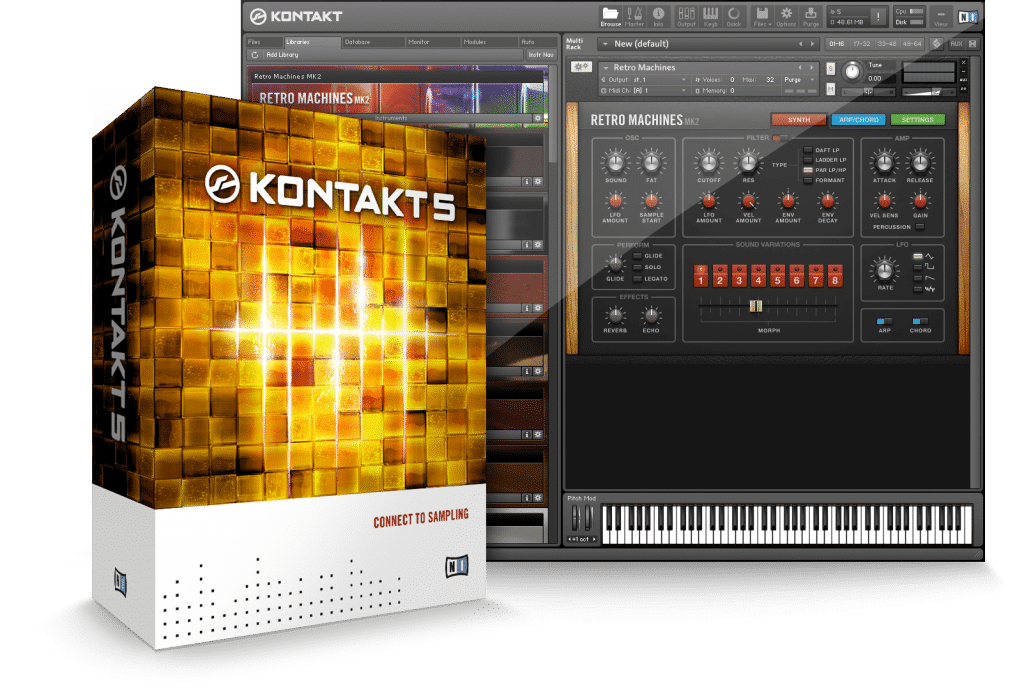 Kontakt 5.8 Full Version Download With Crack Complete Library