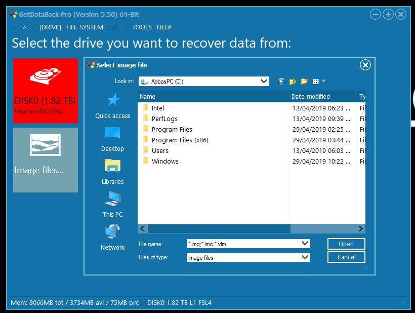 Get Data Back Pro Full Crack v5 50 License Key Portable