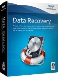 Wondershare Data Recovery 7.1.5 Crack