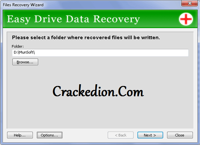 easy drive data recovery crack free download