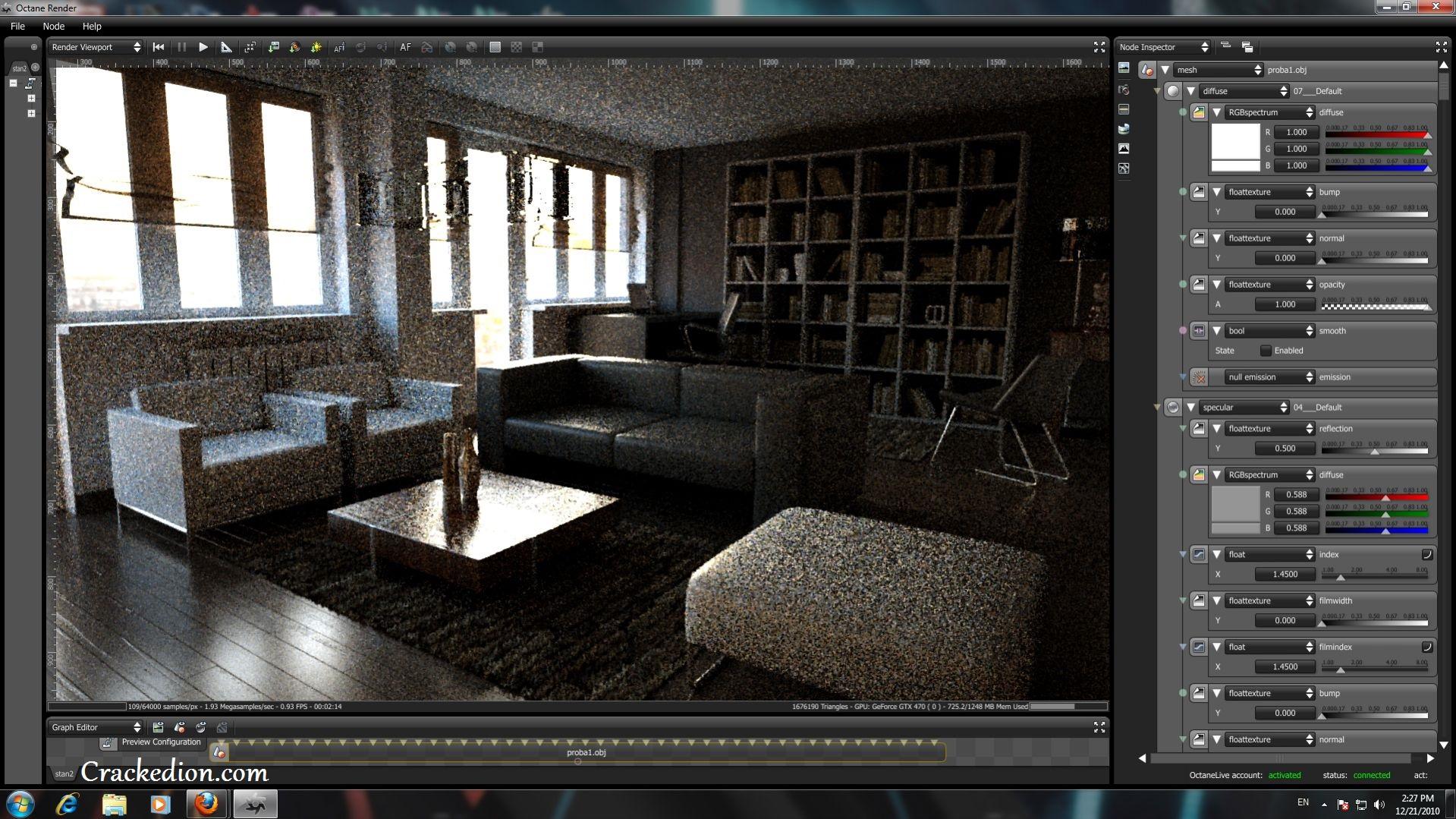 Octane Render 4 Crack R2 Plugin Cinema 4D Mac Download [Student]